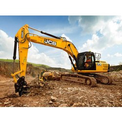 JCB Excavator - Jcb Heavy Construction Equipment Latest Price