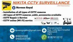 CCTV Repair & Service