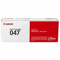 Canon Genuine Toner, Cartridge 047 Black