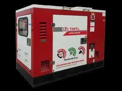 Eicher Diesel Soundproof Generator