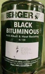Berger Acid Alkali Heat Resisting IS 158 Black