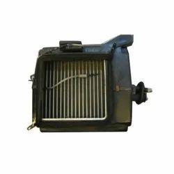 BEE 3 Star Air Grille Car AC Evaporator, For Radiator