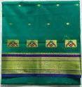 Banarsi Cotton Silk Saree Buti