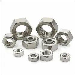 Hexagonal Stainless Steel Industrial Hex Nut