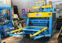 Everon Industries Cement Bricks Making Machine