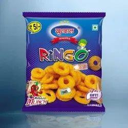 Khushhal Ringo Masala Munch, Packaging Type: Packet, Packaging Size: 15g