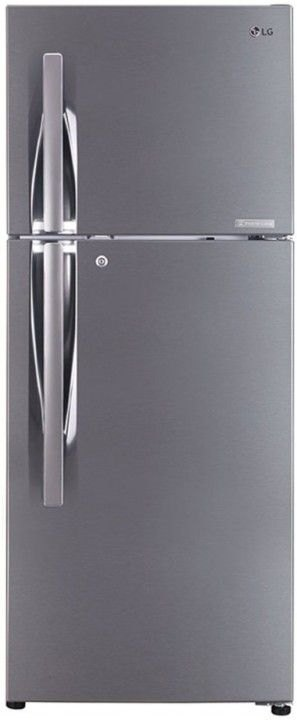 LG 260 L 3 Star Frost Free Double Door Refrigerator (GL-C29...