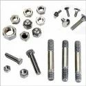 Stainless Steel 347 Hex Head Bolt