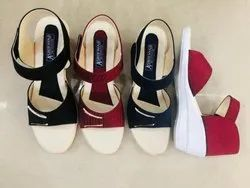 Ashirwad Ladies Casual Sandal, Size: 11 and 12