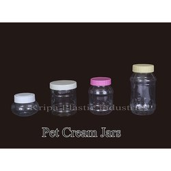 PET Cream Jars