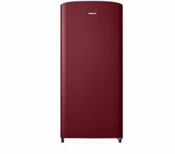 Red Samsung RR19R10C2RH Refrigerator