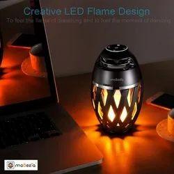 mobeeta Black Flame Atmosphere Lighting Bluetooth Speaker