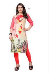 Best Digital Printed Kurti