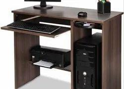Modular Wooden Computer Table
