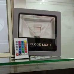 50 Watt RGB LED Flood Light
