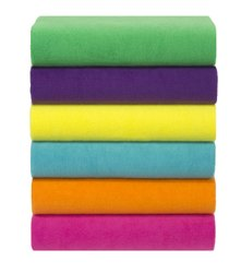 Polar Fleece Solid Dyed Blanket