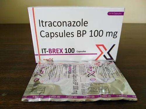It-Brex 100 Capsules