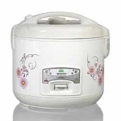 Geen Kivvi Gk- Rc28 Electric Rice Cooker, Warranty: 1 Year, White