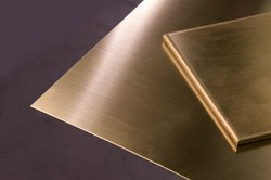 Brass Copper Alloy Plate