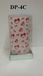 Heart Paper Work Candle