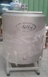 Milk Pasteurizer Tank