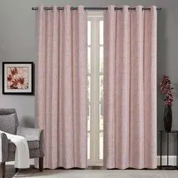 52 x 84 inch Pink Rose Diamond Curtain