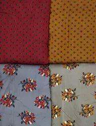Muslin Viscose Garment Fabric