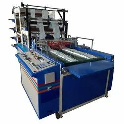Biodegradable Plastic Shopping Carry Bag Making Machine