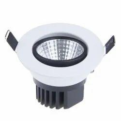 Emitram Industry 5 W LED Round Downlight