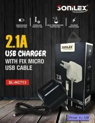 Sonilex 2.1A Mobile Charger