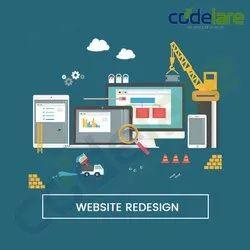 Website Re-Designing Service in Pan India