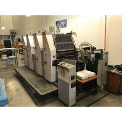 Hamada 452 A. Colour Offset Printing Machine