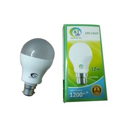 Cool Daylight 12w 12 LED Bulbs, Color Temperature: 5500-6500k (pw), Input Voltage: 90-280v Ac