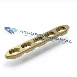 2.7mm Locking Straight Plate