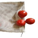 GOTS Certified Mesh Produce Grocery Bags