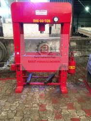 Hand Operating Hydraulic Press 60 Ton
