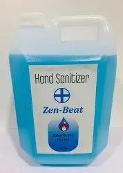 Ethyl Alcohol Hand Sanitizer