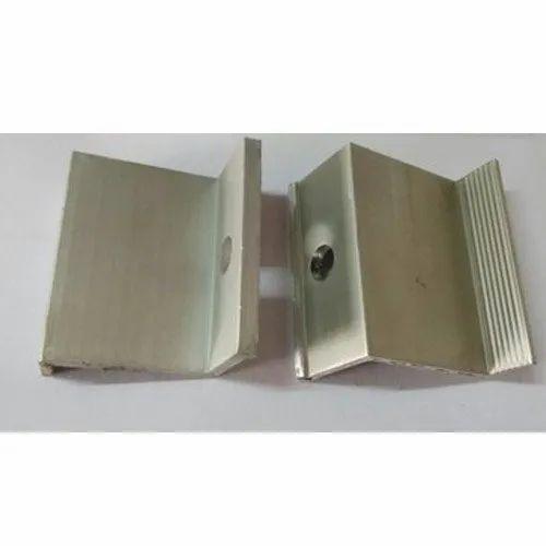 Aluminium End Clamp, 5-8 Mm