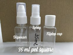 35 Ml Cosmetics Spray Pump