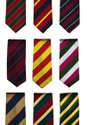 Pinstripe Tie