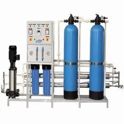Packaged Drinking Mineral Water Plant