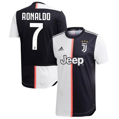 new product aeece 38403 Ronaldo Juventus Home Jersey 2019/20