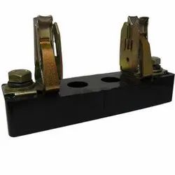 Black Fuse Holders Bakelite for HRC Fuse Link, Packaging Type: Box, 240 V