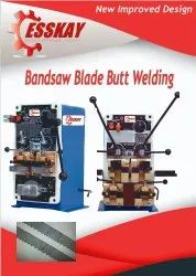Butt Welding Machine For Badsaw Blades