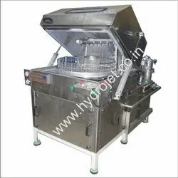 Rotary Component Cleaning Machine