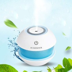 Magic Diamond Humidifier 7 Color LED Lights Air Purifiers