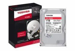 Toshiba 1TB Desktop, Model Name/Number: HDWD110XZSTA