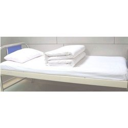 White Disposable bedsheets, For Hospital And Spa