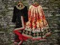 Fabzone Gorgeous Colourful Lehenga