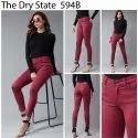 Women Color Denim Jeans